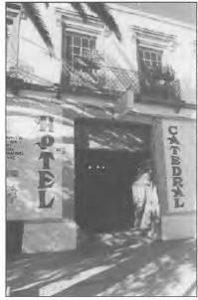 Отель, где Катанеда и Кэрол Тигс ночевали